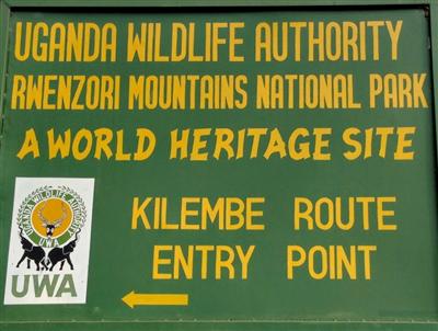 Rwenzori, Kilembe Route