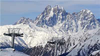 Svaneti, Hatsvali, Tetnuldi. Alpine skiing tour, 8 days