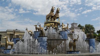 Кутаиси, Прометей и Сатафлия. Экскурсия из Тбилиси